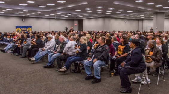Teamsters Local 1205 Members at Baumann Buses Overwhelmingly Approve Contract