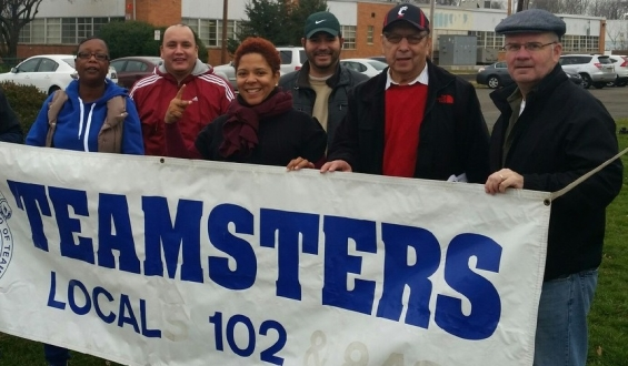 Parsippany School Bus Workers Choose Teamsters Union